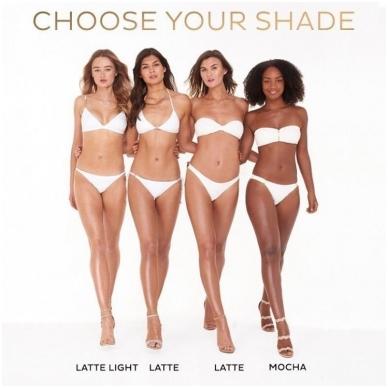 Body Blur Instant Skin Finish – Крем моментального действия, макияж для тела, 200 мл 2
