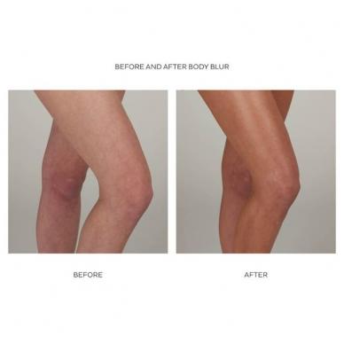 Body Blur Instant Skin Finish - Momentinio poveikio kremas, kūno makiažas 200ml (didelė pakuotė) 4