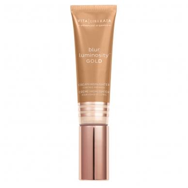 Blur Luminosity Gold - средство, придающее коже сияние золотистого оттенка