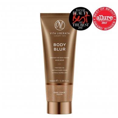 """Body Blur Instant Skin Finish - Tūlītējas iedarbības krēms, ķermeņa """"make-up"""" 100 ml."""